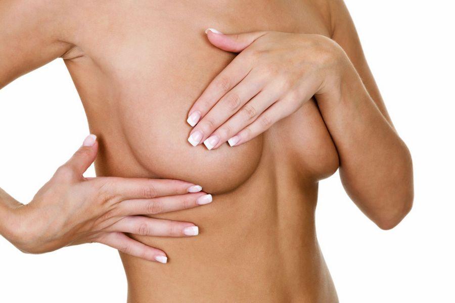 Увеличение чувствительности груди