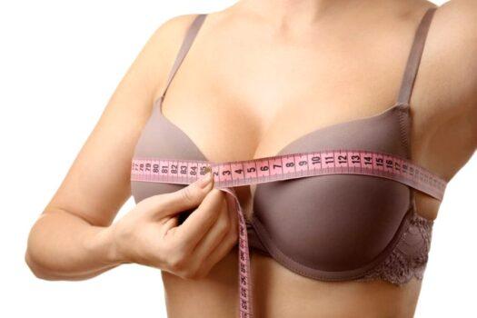разные методы увеличения груди